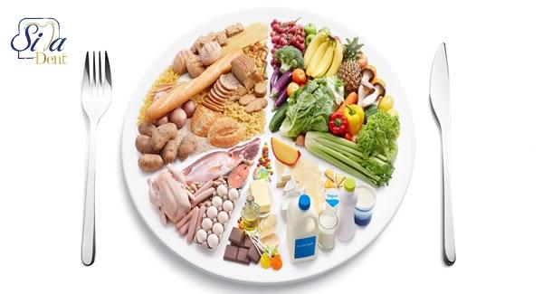 تغذیه و سلامت دندان ها