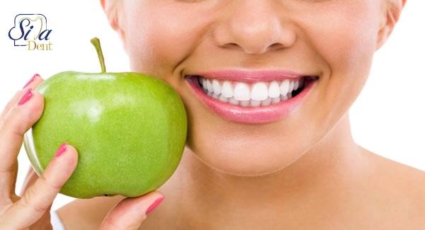 آنتی اکسیدان و سلامت دندان ها