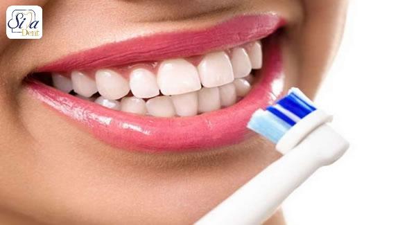 سلامت دندان ها با داشتن مسواک خوب