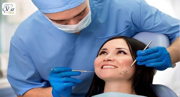 اهمیت چکاپ دندان