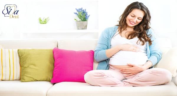 بارداری و پوسیدگی دندان
