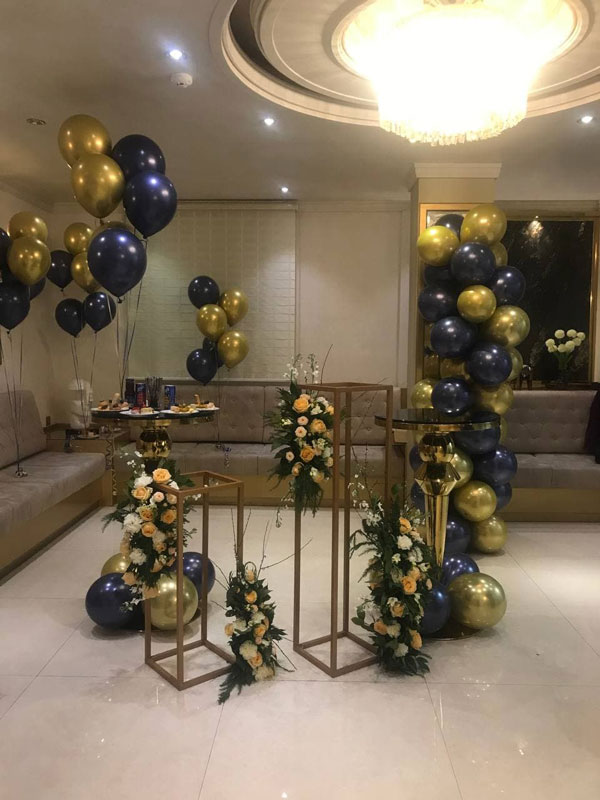 سومین مراسم جشن سالگرد مطب شریعتی