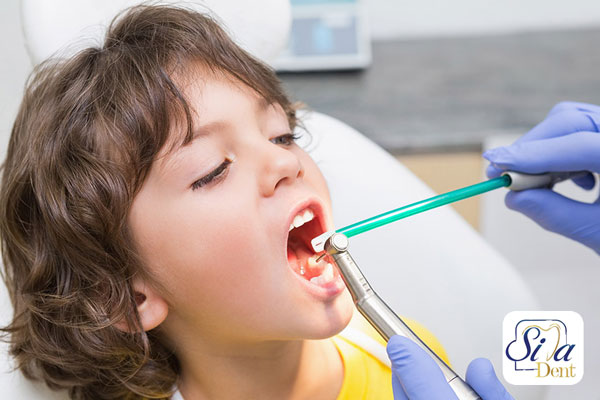دندانپزشک اطفال